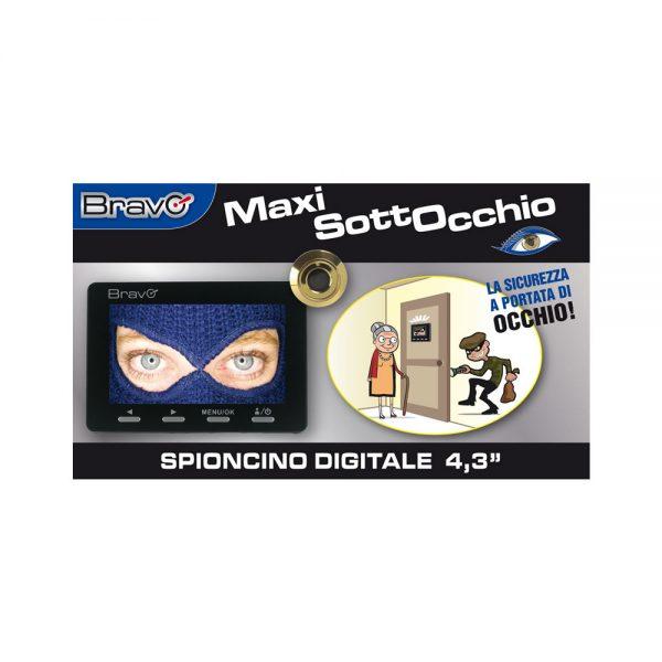 92902903 – MAXI SOTTOCCHIO – SCAT