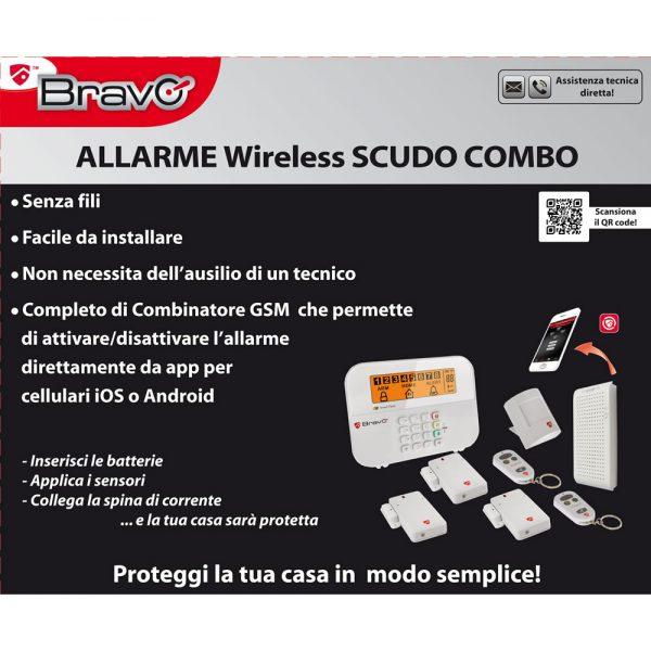 92902931 – ALLARME SCUDO COMBO