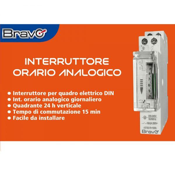 93003222_INTERRUTTORE ORARIO ANALOGICO – SCAT
