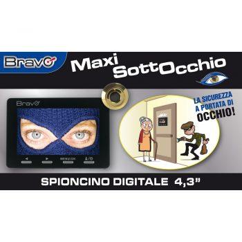 92902903 - MAXI SOTTOCCHIO - SCAT